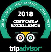#PeruTours Hall of Fame in TripAdvisor