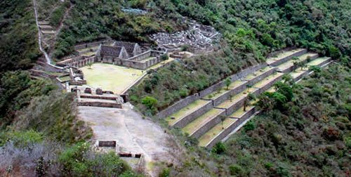 4 Day Choquequirao Travel Package
