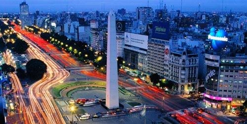 Lima, Cusco & Buenos Aires