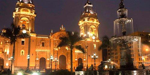 Lima, Cusco, Puno, La Paz & Salar de Uyuni