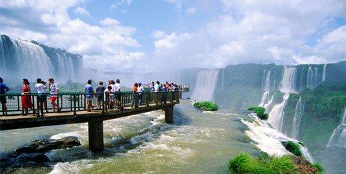 Lima, Cusco, Iguazu Falls  & Rio de Janeiro