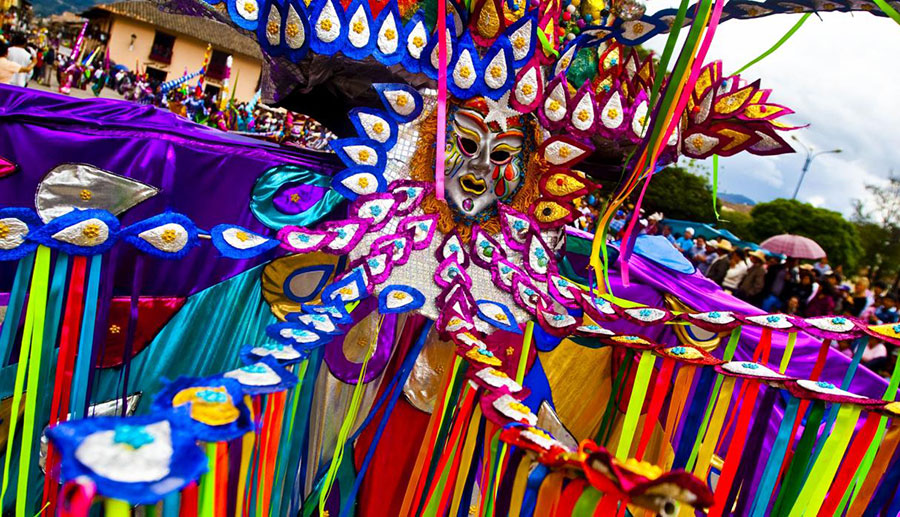 Cajamarca Carnival, a Party and Celebration for Everyone