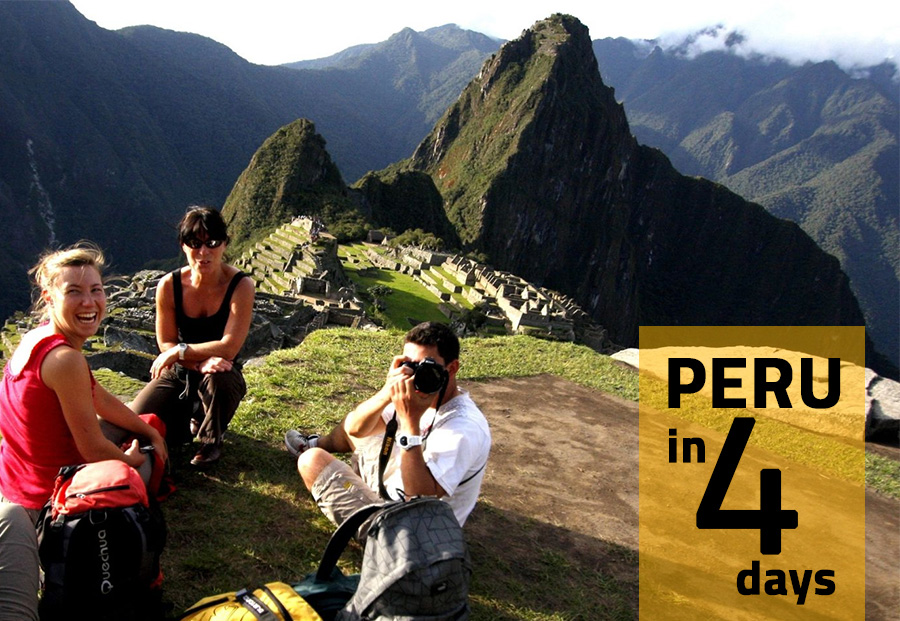 Enjoy Peru Machupicchu - Peru travel deals