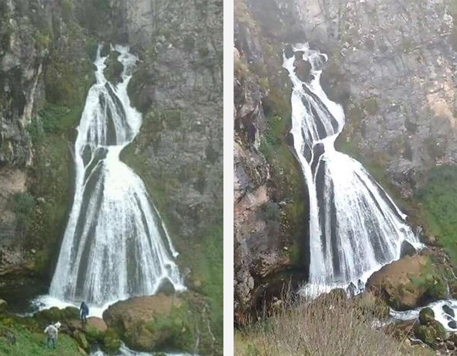 Waterfall La Novia