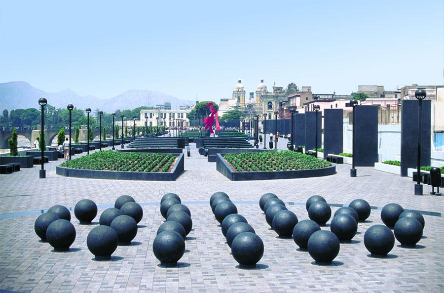 Chabuca Granda, Lima - Peru