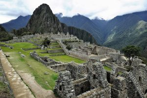 Machu Picchu Digitized Sanctuary