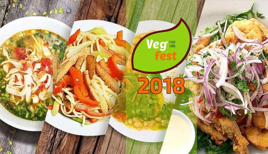 VEGFEST Food Lima Peru 2018