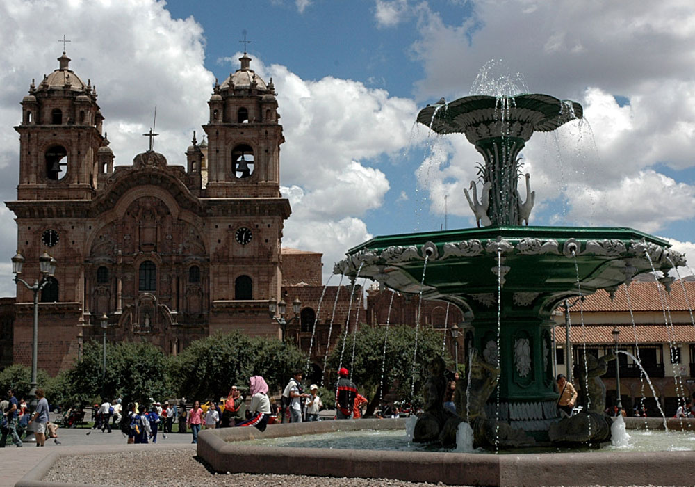Cusco Downtown