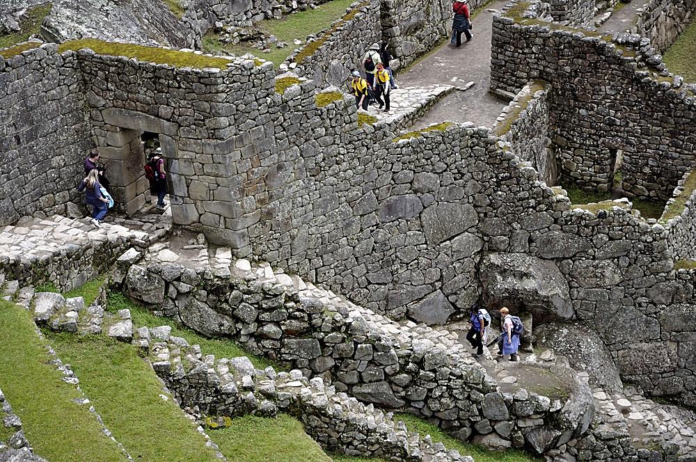 Archeology of Machu Picchu
