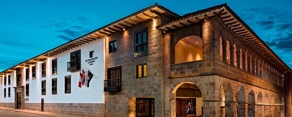 JW Marriot, Cusco