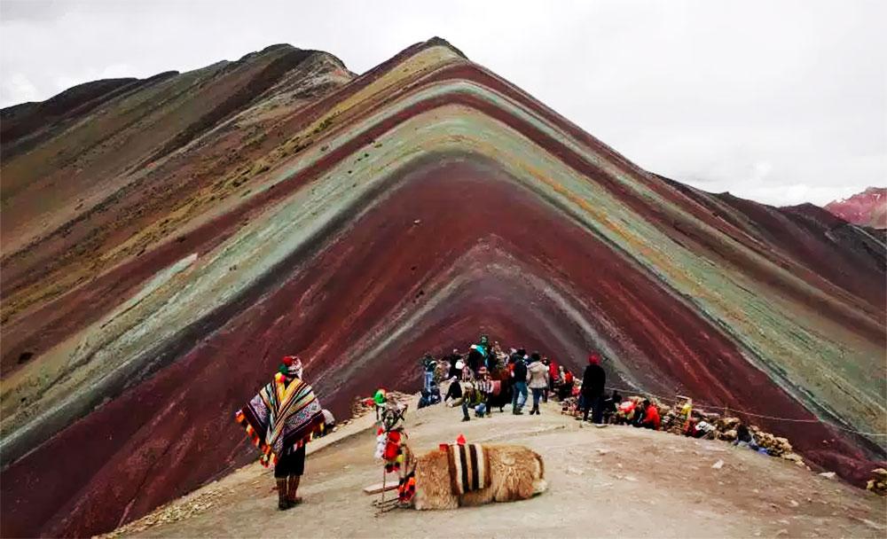 Rainbow Mountain, Cusco