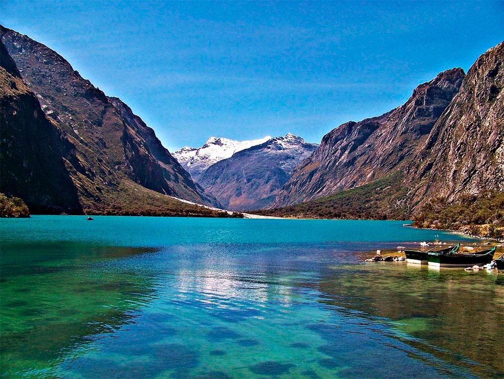 Hike Through Huascarán National Park