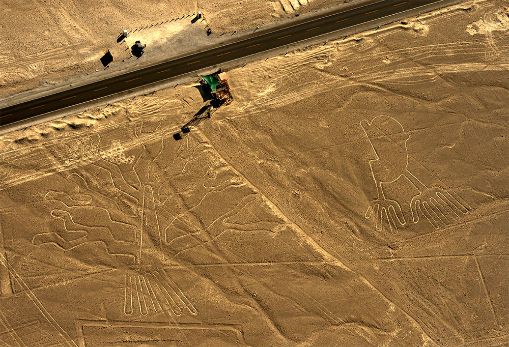 Visit the Lines of Nazca