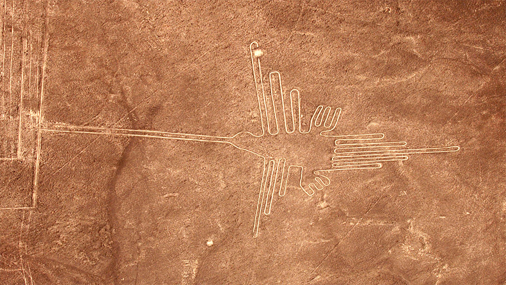 The Enigmatic Nasca Lines